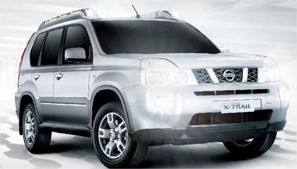 Um dos carros da Nissan que poderá receber a película protetora.