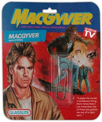 Seja um MacGyver