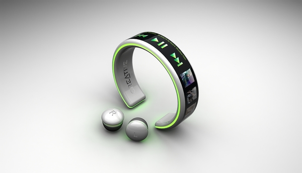 MP3 Player Creative