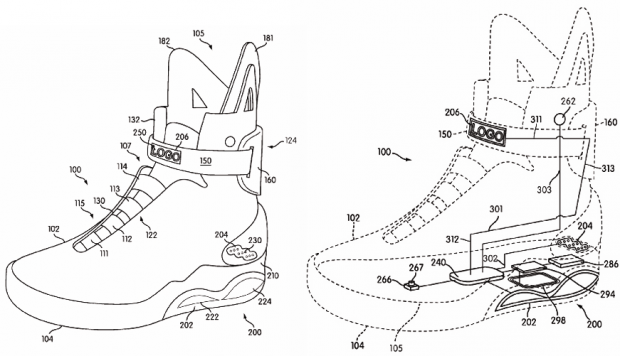 Patente da Nike
