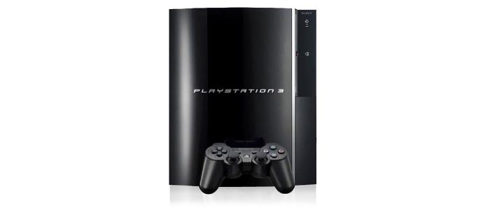 PS3 suporta reprodução em 3D.