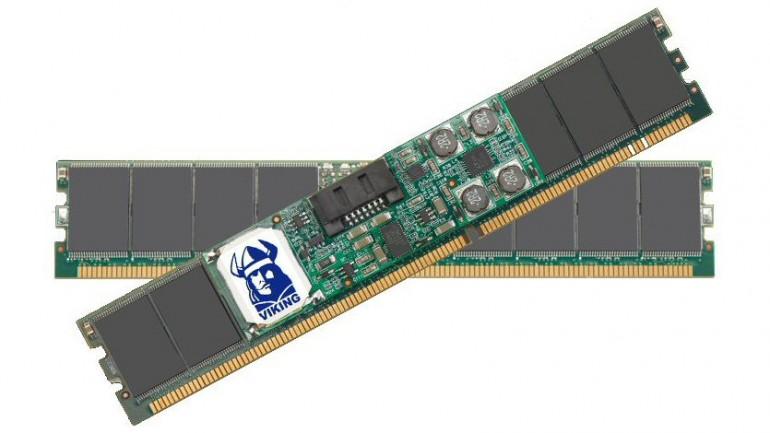 Viking lança solução SSD em formato DIMM.