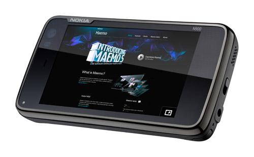 Linux Maemo no Nokia N900