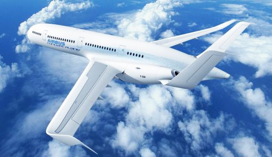 Avião do futuro