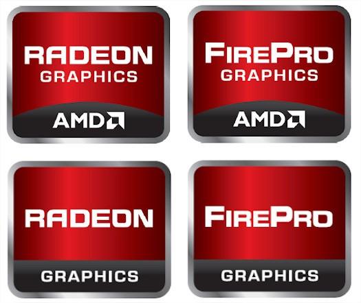Novos adesivos da AMD