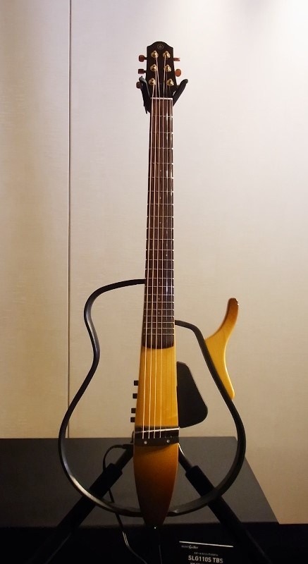 Guitarras silenciosas estão de volta