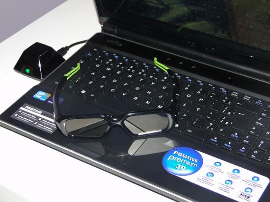 Positivo Premium 3D 18606