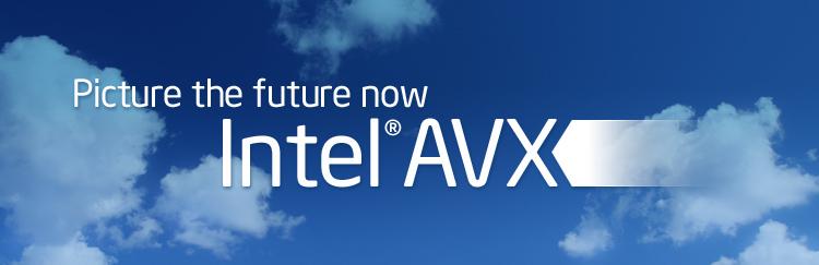 Intel AVX - Muito mais desempenho no seu processador