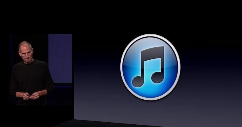 Novo iTunes