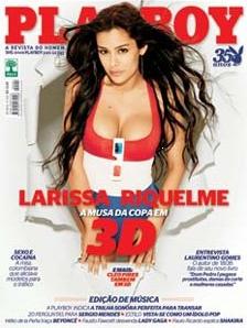 Reprodução: Playboy