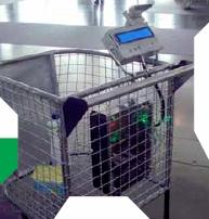 O Autokon, carrinho de compras inteligente.