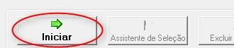 """Com as opções configuradas, clique no botão """"Iniciar""""."""