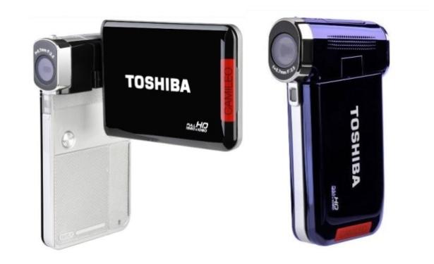 Cameras S30 e P20 da Toshiba.