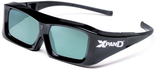 Óculos 3D para qualquer televisor