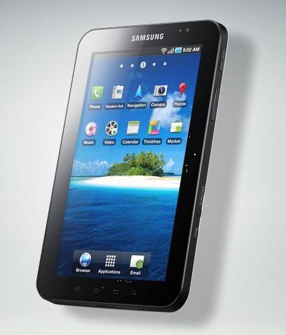 Galaxy Tab promete preços baixos para bater iPad.