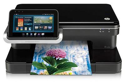 Impressora que navega pela Internet!