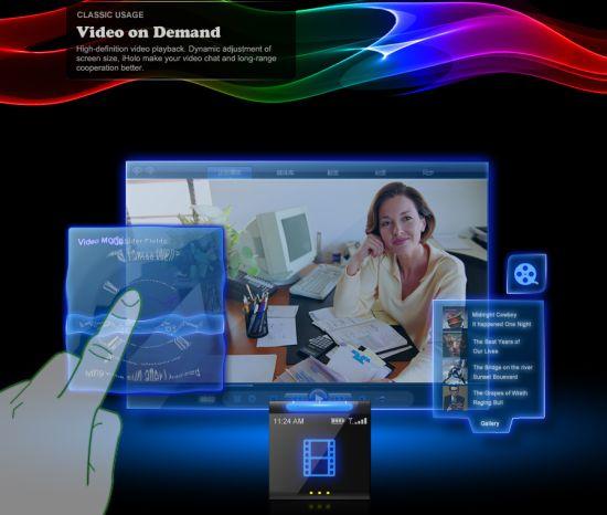 Converse com vídeo