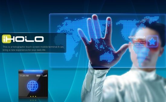 O mundo na palma da sua mão