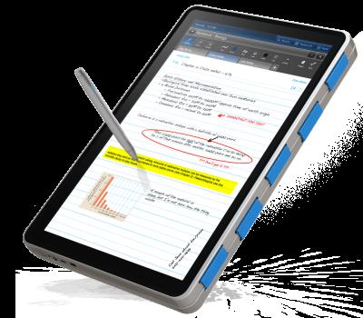 Seu tablet, seu caderno, seu PC portátil