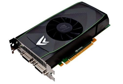 NVIDIA GeForce GTS 450. Fonte: NVIDIA