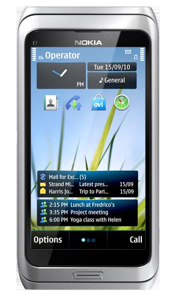 E7. Reprodução: Nokia.