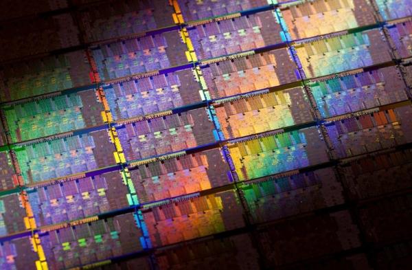 Novos chips da Intel