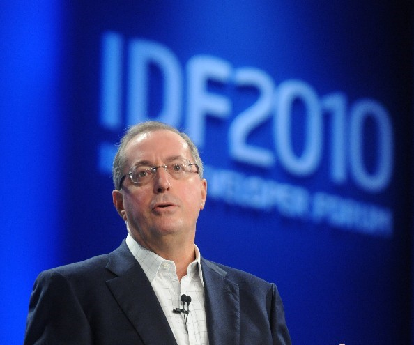 Paul Otellini, CEO da Intel