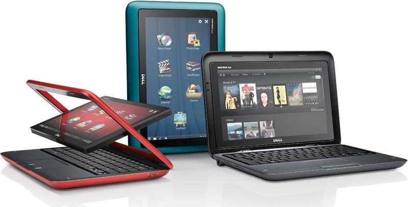 Dell Inspiron Duo, um modelo revolucionário!