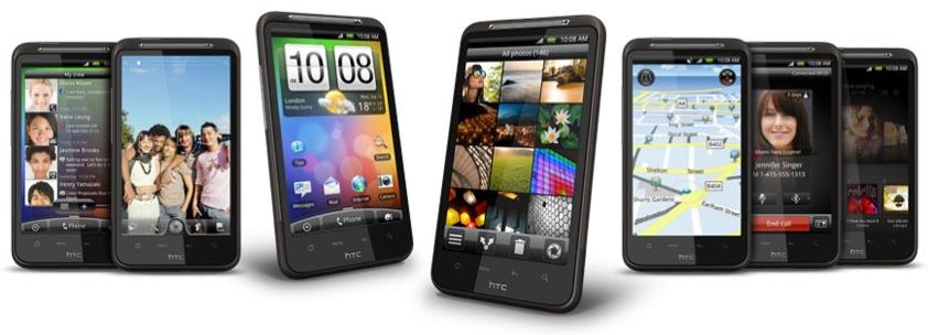 Smartphones ainda melhores.