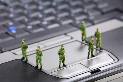 Computadores infectados seriam impedidos de acesar a internet, segundo proposta.