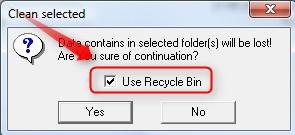 Folder Cleaner