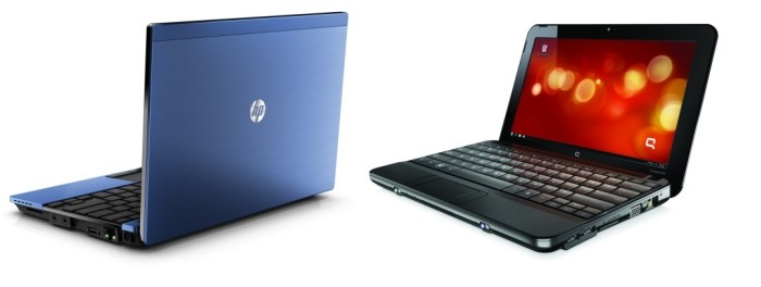 HP 210 e Compaq 102.