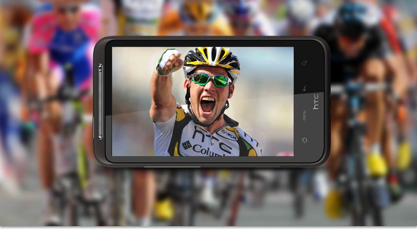 HTC Desire HD para ótimas resoluções