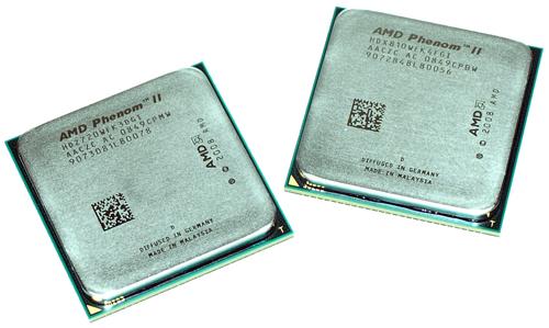 Processadores AMD Phenon II X6