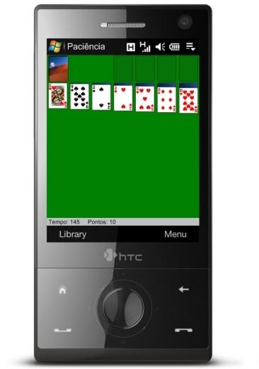 HTC e Windows Phone 7 cada vez mais próximos