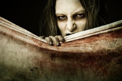 Eles podem ser bem assustadores.
