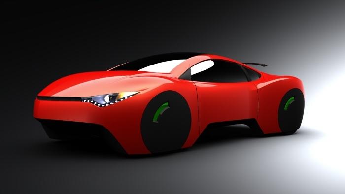 O Design do Electra não é somente visual e contribui para os motores elétricos.