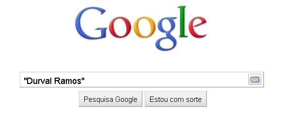 Seu nome no Google