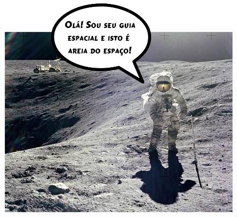 Bem-vindo ao espaço