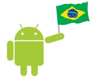 Android Store agora no Brasil.