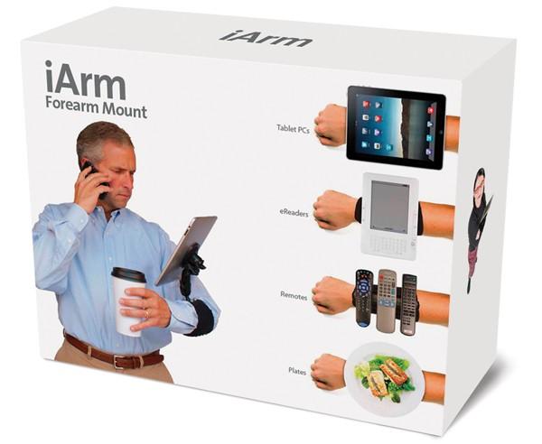 iArm: o gadget que poderia revolucionar sua rotina!