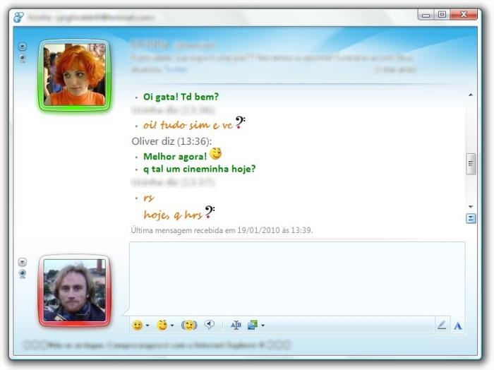 E se não existisse o MSN?