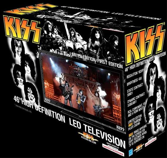 Reprodução: KISS HDTV