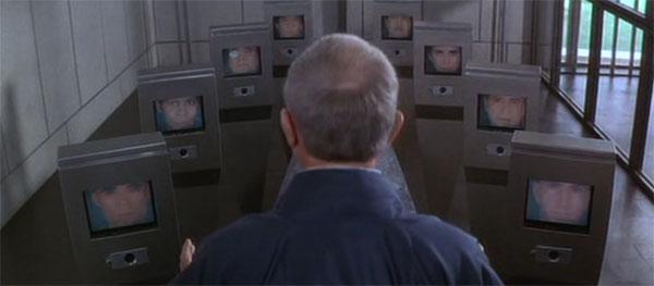 Videoconferência aperfeiçoou o exemplo da ficção