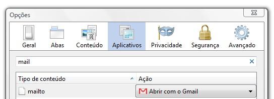 Usar Gmail para enviar emails