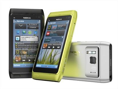 Imagens do Nokia N8