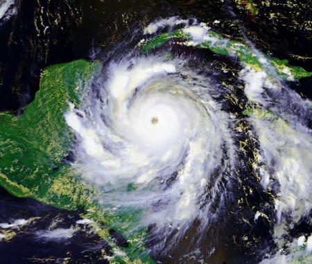 A previsão do futuro poderá ajudar a evitar danos causados por furacões
