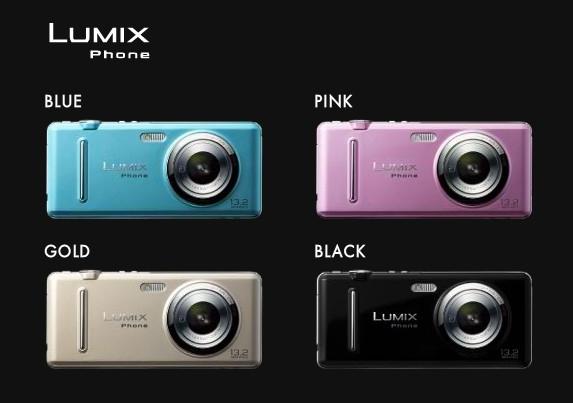 Lumix Phone combina celular e câmera de forma  diferenciada