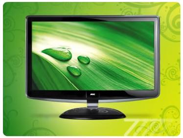 Monitor ECO 7 para economizar ainda mais energia