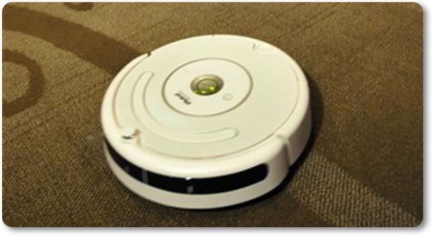 Nova versão do Roomba